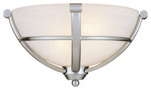 Minka-Lavery 1420-84 - 2 Light Wall Sconce