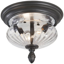 Minka-Lavery 9909-94 - 2 Light Flush Mount