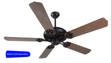 "Craftmade CC52OBG - Cecilia 52"" Ceiling Fan in Oiled Bronze Gilded (Blades Sold Separately)"