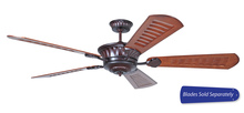 "Craftmade DCEP70OB - DC Epic 70"" Ceiling Fan in Oiled Bronze (Blades Sold Separately)"