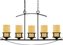 Quoizel KY540IB - Kyle Island Chandelier