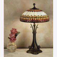 Quoizel TF6660BB - Tiffany Table Lamp