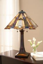 Quoizel TFT16191A1VA - Inglenook Table Lamp
