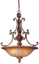 Minka-Lavery 1354-177 - 4 Light Pendant