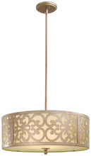 Minka-Lavery 1494-252 - 3 Light Pendant