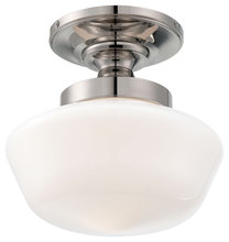 Minka-Lavery 2255-613 - 1 Light Semi Flush Mount