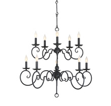 Savoy House 1-1171-10-55 - Winbrook 10 Light Chandelier