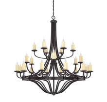 Savoy House 1-2018-24-05 - Elba 24 Light Chandelier
