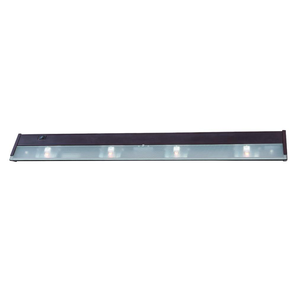 Lighting Showroom, Inc. in Anniston, Alabama, United States, Acclaim Lighting 24NYR, Xenon Undercabinets Collection 4-Light 32-Inch Bronze Light Fixture, Xenon Undercabinets