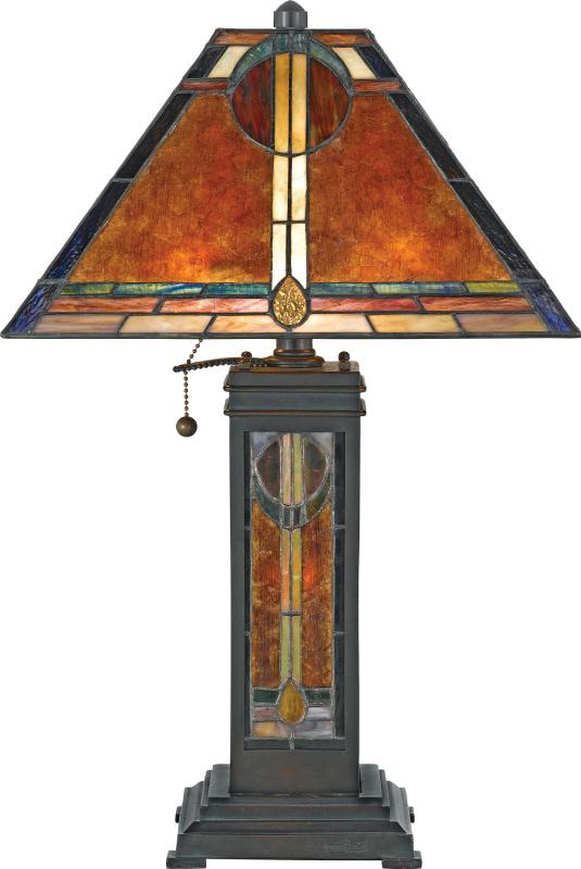 Lighting Showroom, Inc. in Anniston, Alabama, United States, Quoizel 3YTX, Museum of New Mexico Table Lamp, Museum of New Mexico