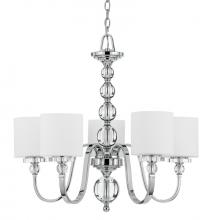 Quoizel DW5005C - Downtown Chandelier
