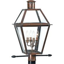 Quoizel RO9014AC - Rue De Royal Outdoor Lantern