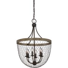 Quoizel WSE5206CG - Willowstone Pendant