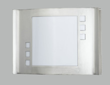 CAL Lighting LA-175-BS - 18W Plc Wall Lamp