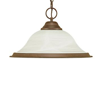 Pendants serve as both an excellent source of illumination and an eye-catching decorative fixture.