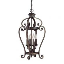 Millennium 1214-RBZ - Pendants serve as both an excellent source of illumination and an eye-catching decorative fixture.