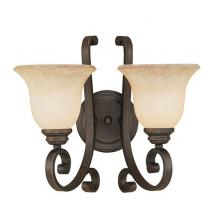 Millennium 1222-RBZ - Wall sconces are simply lights that are attached to walls. They are some of the most versatile and p