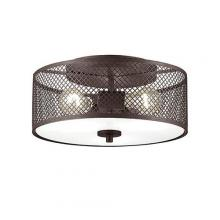 Millennium 7363-RBZ - Semi-Flush Ceiling Mount