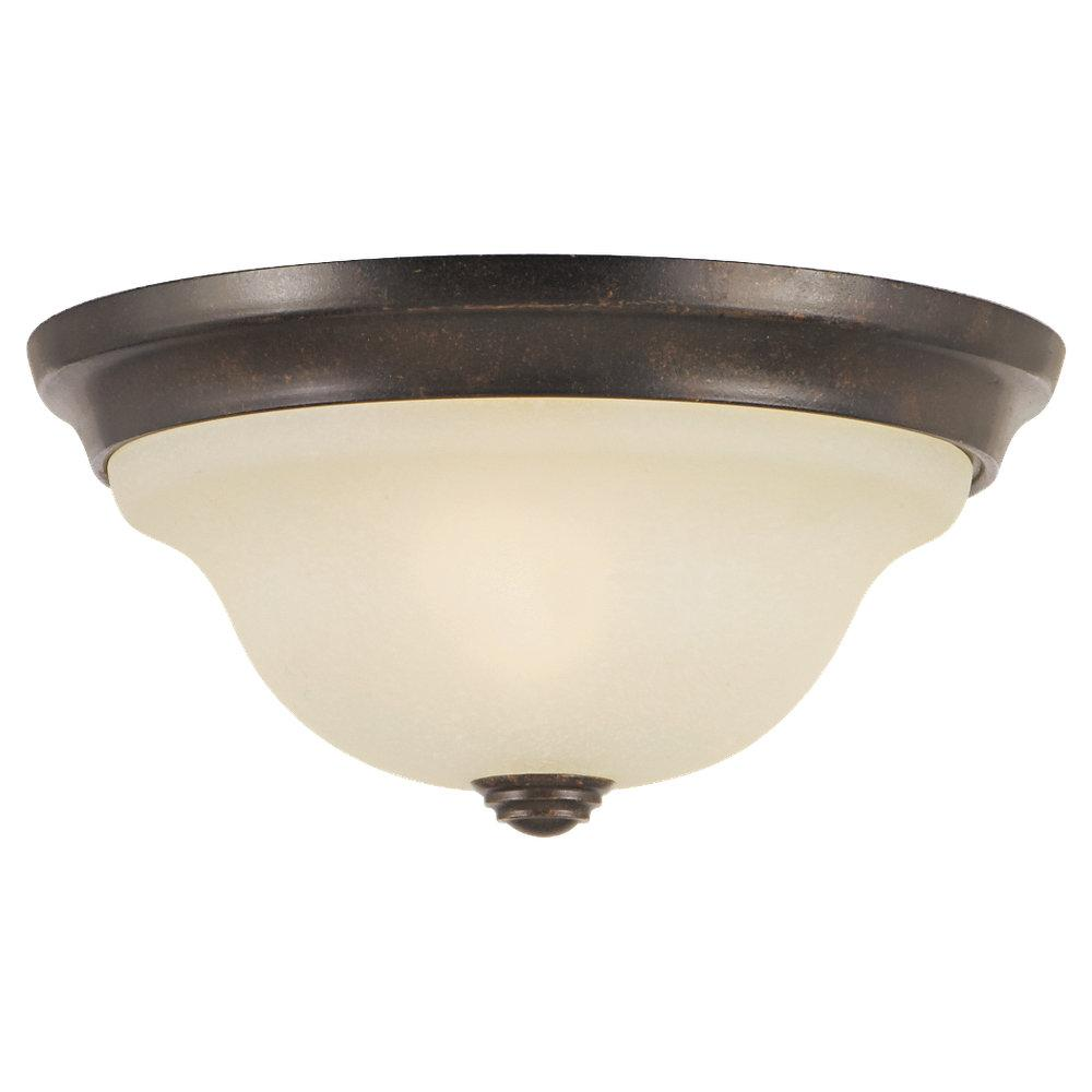 Lighting Showroom, Inc. in Anniston, Alabama, United States, Feiss 59LW, 1- Light Indoor Flush Mount, Morningside
