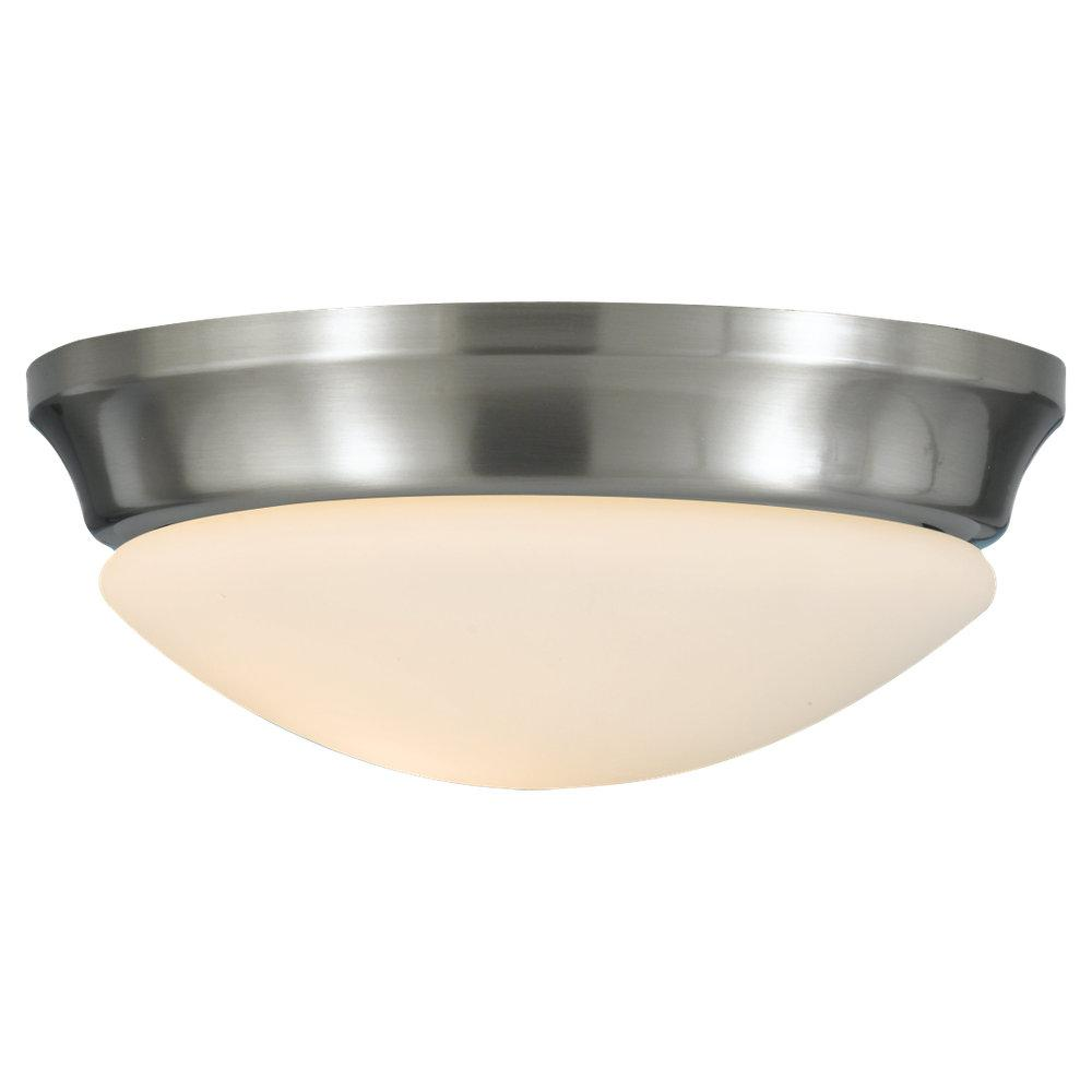 Lighting Showroom, Inc. in Anniston, Alabama, United States, Feiss 59MF, 1- Light Indoor Flush Mount, Barrington