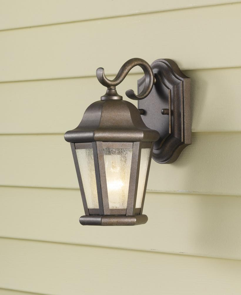 Lighting Showroom, Inc. in Anniston, Alabama, United States, Feiss 5AL2, 1- Light Wall Lantern, Martinsville