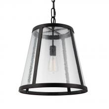 Feiss P1289ORB-F - 1 - Light Harrow Pendant