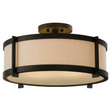 Feiss SF272ORB - 2- Light Indoor Semi-Flush Mount