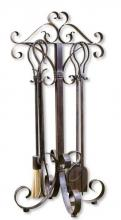 Uttermost 20338 - Uttermost Daymeion Metal Fireplace Tools, Set/5